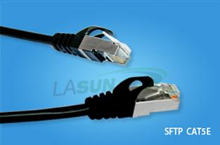 SFTP 4Pairs Cat 5e Patch Cord