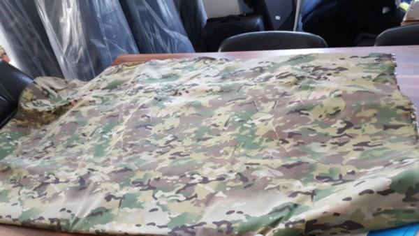 Naylon 66 Camouflage  1000D , 500D , 200D - Turkey IRR Printed Coated WR FR