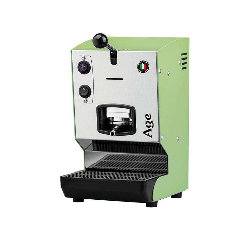 Macchine A Cialde Aroma Age Colore Verde Pastello 50 Cialde Omaggio - Aroma Age