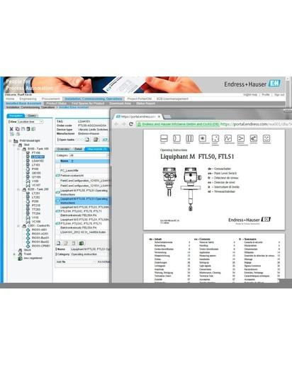W@M Portal - Effective management of your installed base throughout your asset's life cycle