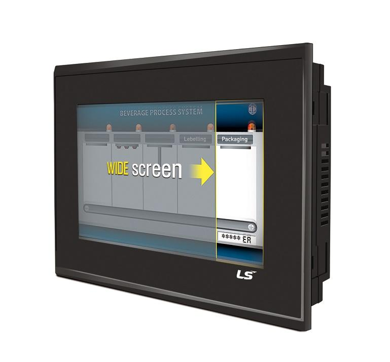 LS Industrial Systems HMIs - HMIs and InfoU
