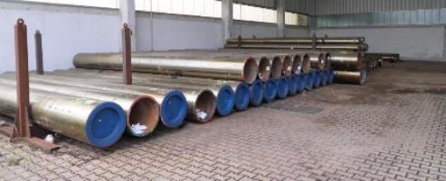 X80 PIPE IN SPAIN - Steel Pipe