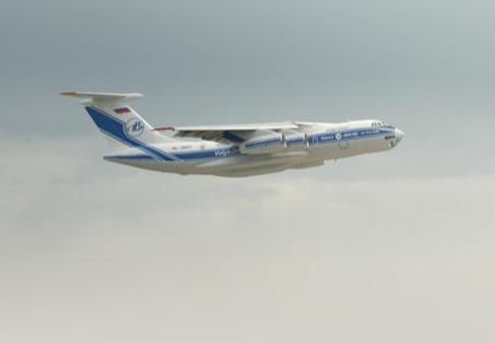 INTERNATIONAL AIR TRANSPORTATION  -