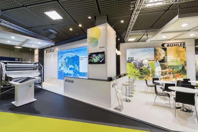 Buhler - Project - Salon : Fruit & Logistica Berlin