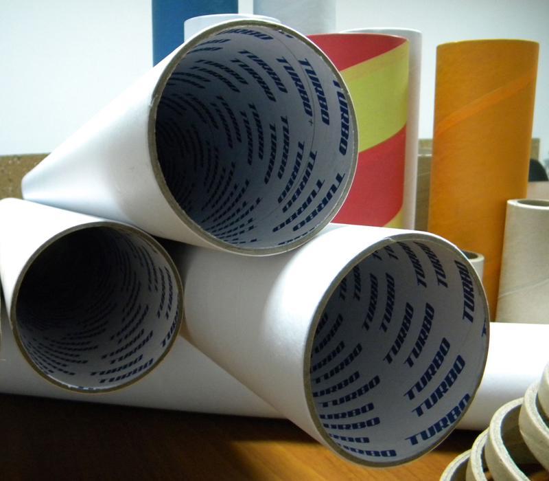 Tube en carton -