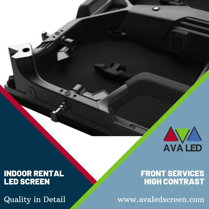Serie Elite CR para interiores - P1,95 - P2,6 - P2,97 - P3,91 Alquiler Pantallas Led
