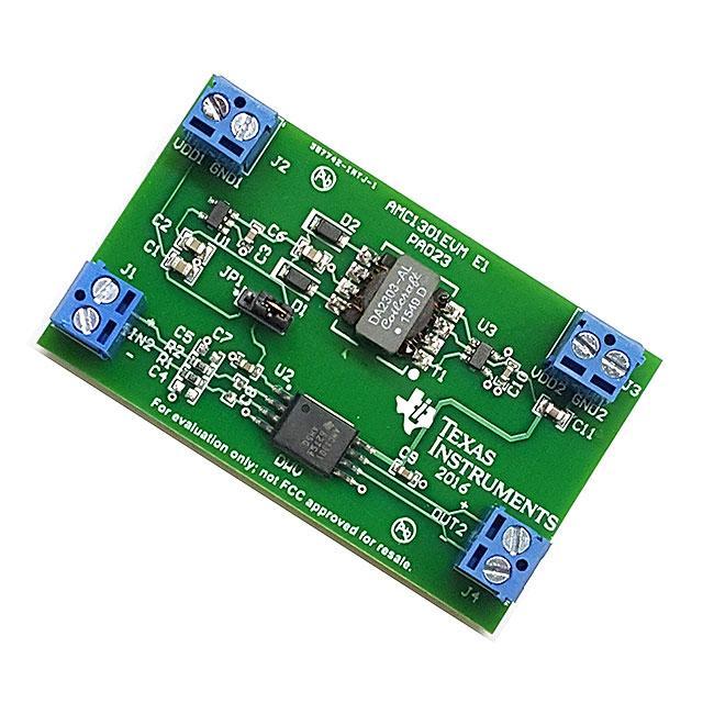 EVAL BOARD FOR AMC1301 - Texas Instruments AMC1301EVM
