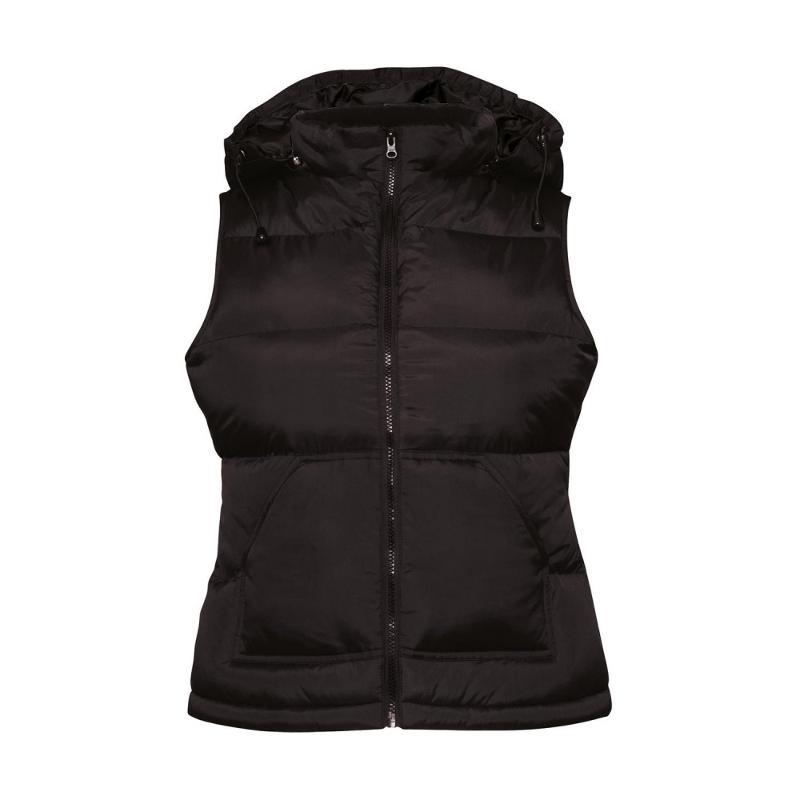 Veste femme Bodywarmer - Avec capuche