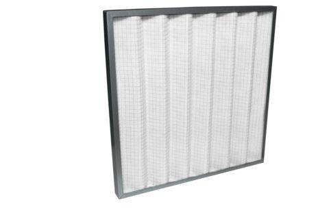 Filtro Ondulado/Pleated Filter - Filtragem de partículas médias