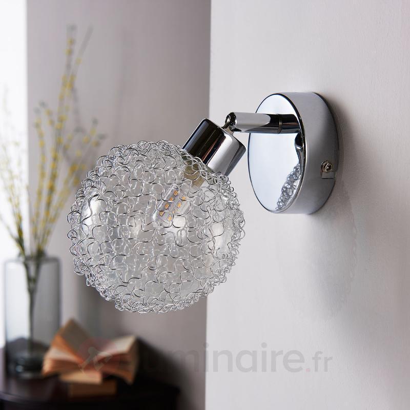 Jolie applique LED Ticino - Appliques LED