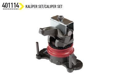 Haldex caliper set -