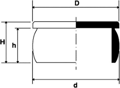 N201-Bouchons Obturateurs pour alésages - Bouchons lisses pour taraudages et axes