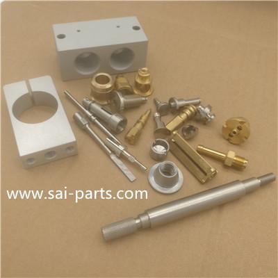 Custom Machinery Parts CNC Engineering -