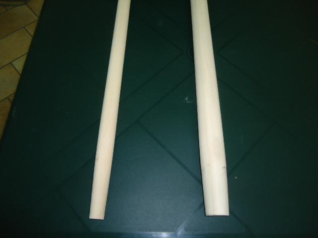 manico per rastrello