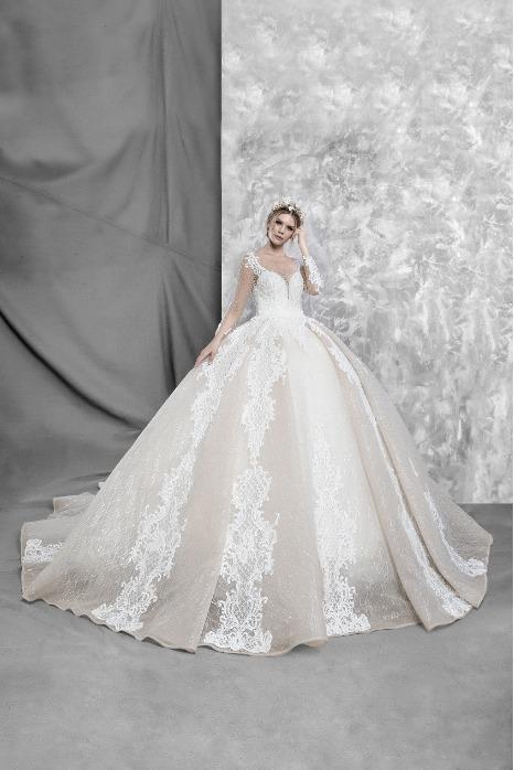 Ballgown Weddingdress - model G36