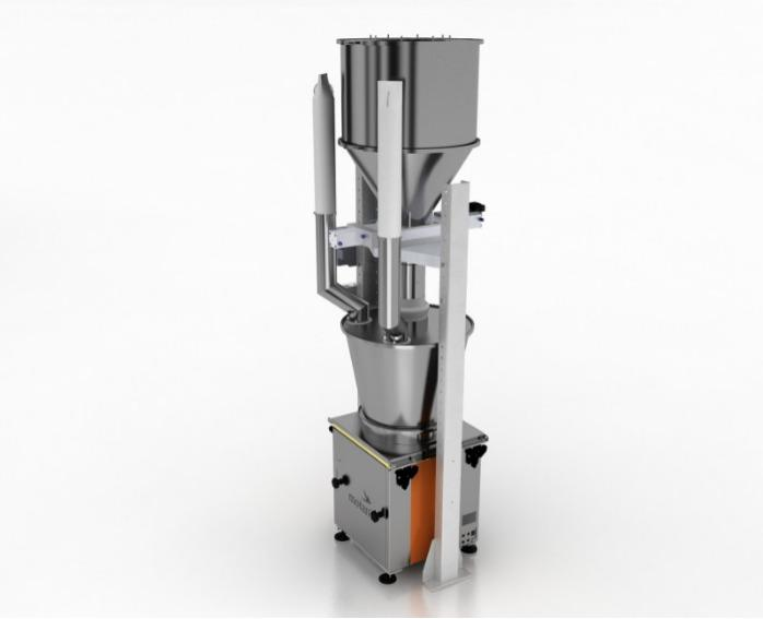 Unidade de dosagem gravimétrica - SPECTROFLEX G - Unidade de dosagem gravimétrica com módulo intercambiável, processos contínuos