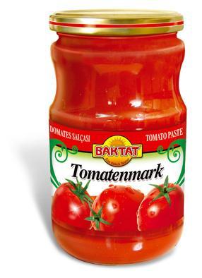 Tomato Paste 28-30% - null
