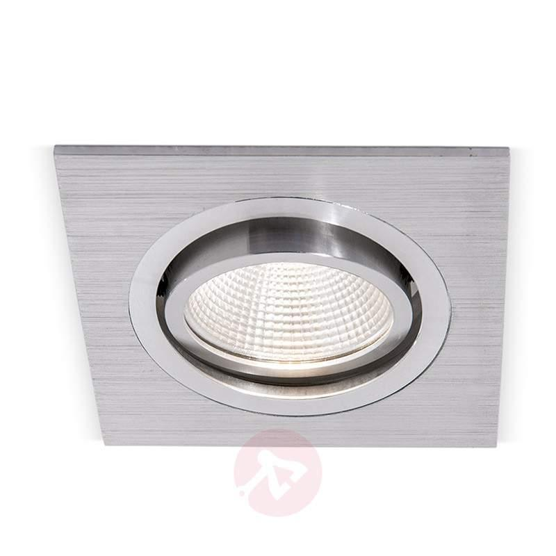 Baseo LED Built-In Light Square - Recessed Spotlights