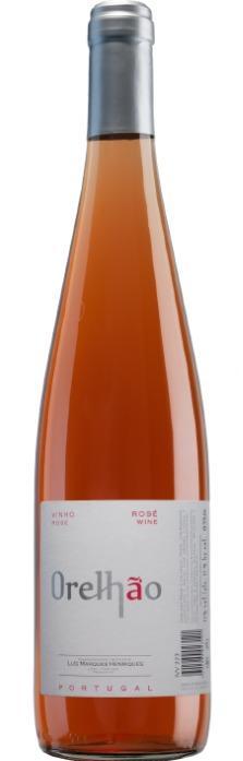Orelhão Rosé - 750ml | Vinho Gaseificado Rosé