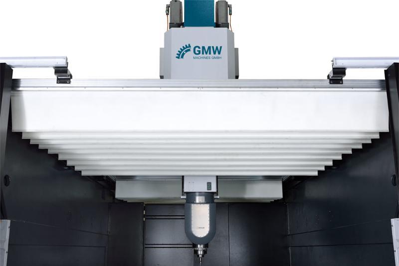 MC moving column / Bridge type - Double Gantry Boring Machines