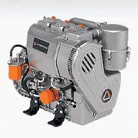 Motore lombardini 11 LD 522-3 - Diesel raffreddati ad aria