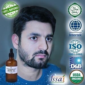 Ancient healer Beard growth Hair oil - Beard growth Hair oil 100% NATURAL Beard  oil