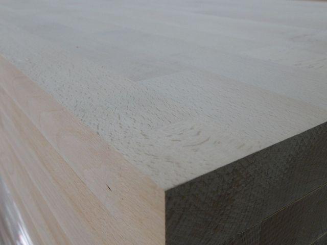 Beech Massive Panels EG & FJ - Grades: A/B, B/C