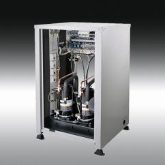refrigeration-systems / outdoor - SR2