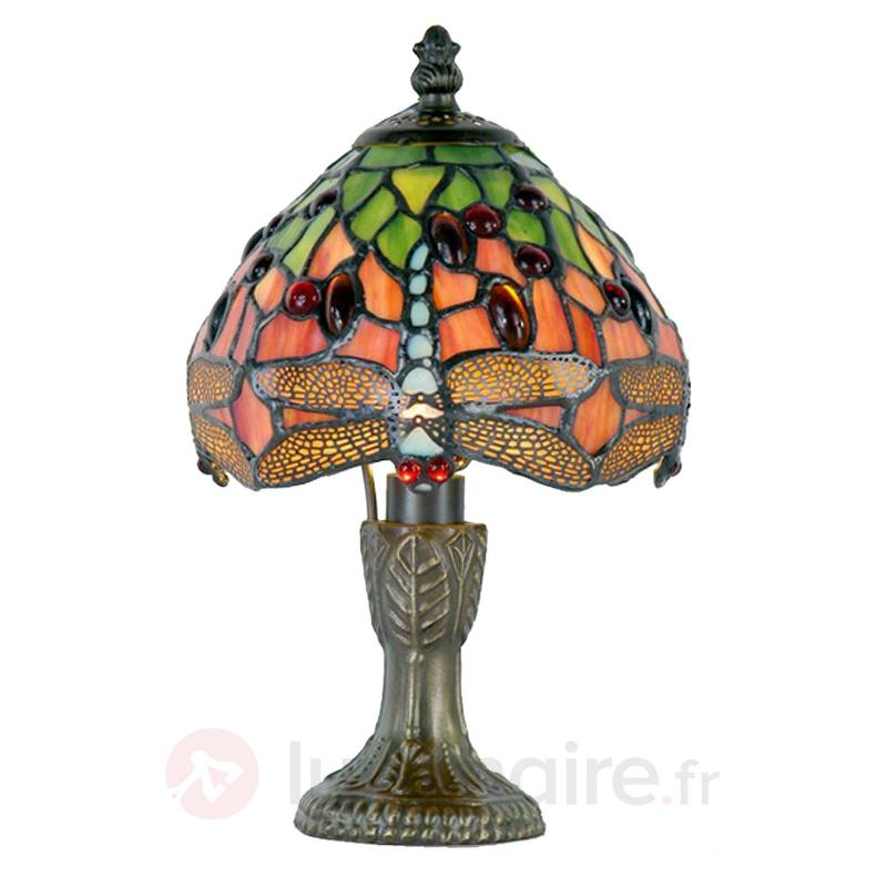 Lampe à poser Fairytale 24 cm - Lampes à poser style Tiffany