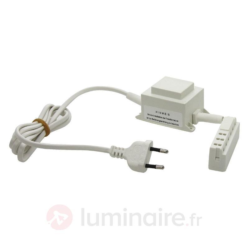 Transformateur disponible en plusieurs tailles - Transformateurs
