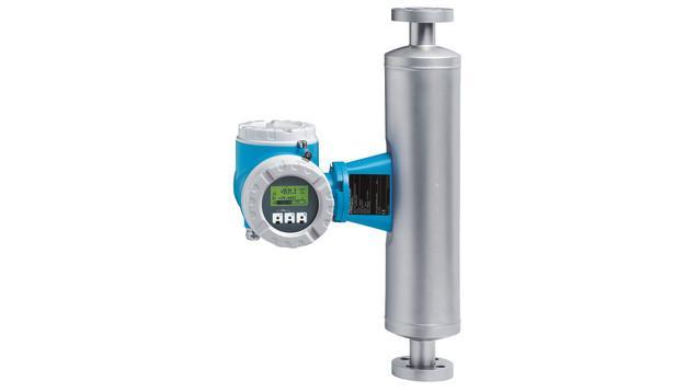 Proline Promass 83I Coriolis flowmeter -