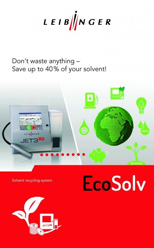 EcoSolv - Solvent Recycling System