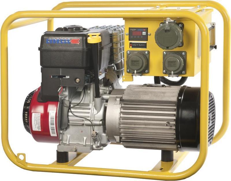 Generators for Fire & Rescue - ESE 404 DBA