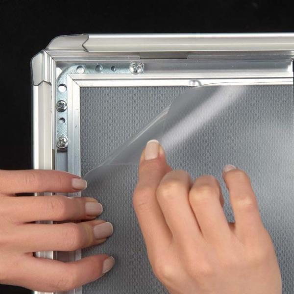 Click Frames - Cadre click bord 32 mm coins arrondis