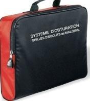 Protection égout PVC anti-pollution - équipement ADR - Equipements ADR-Obturateurs