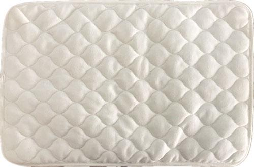 Baby mattress  - Natural cotton cloth, 21 * 14 inches, 18 * 14 inches