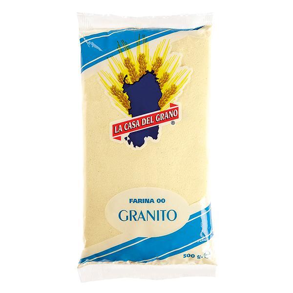 Farina tipo 00 granito - Le farine