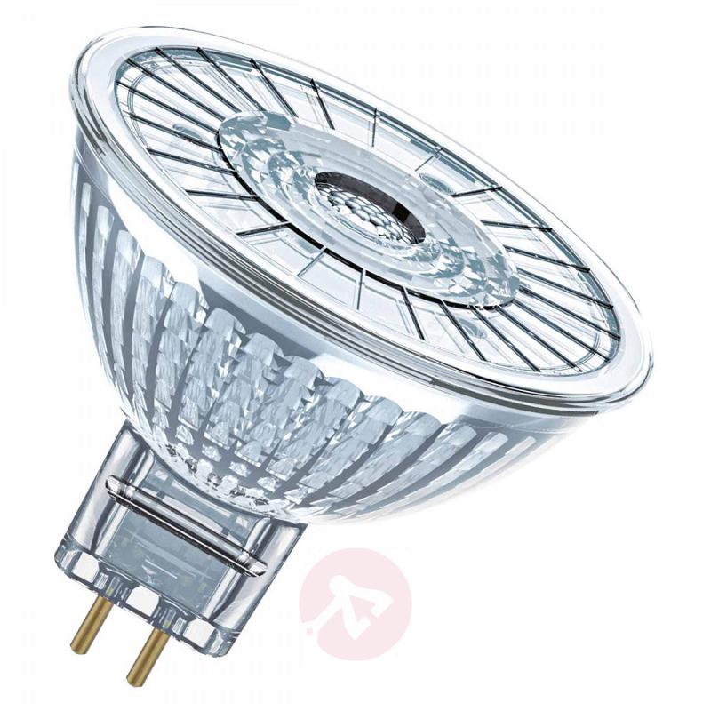 GU5.3 MR16 4.6W LED reflector bulb Star 36°, 2-set - light-bulbs