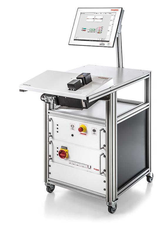Telso®Splice TS3 stand table unit - Your plus for reliable and fast splice connections
