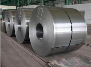 Alloy steel slit strips