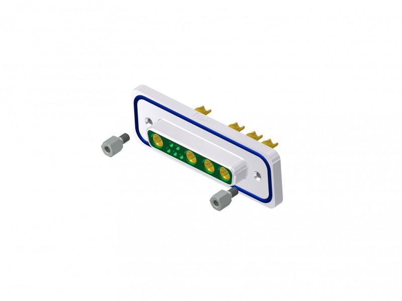 IP67 D-SUB HD/Combination CONEC SlimCon Steckverbinder - IP67 D-SUB HD/Combination CONEC SlimCon Steckverbinder