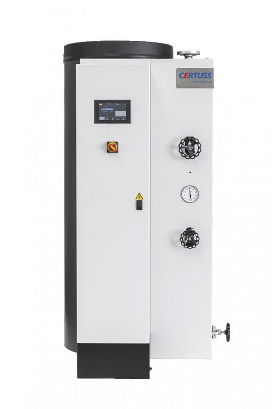 Dampfkessel - Junior 80 – 400 TC - Schnelldampferzeuger in robuster Ganzstahlausführung