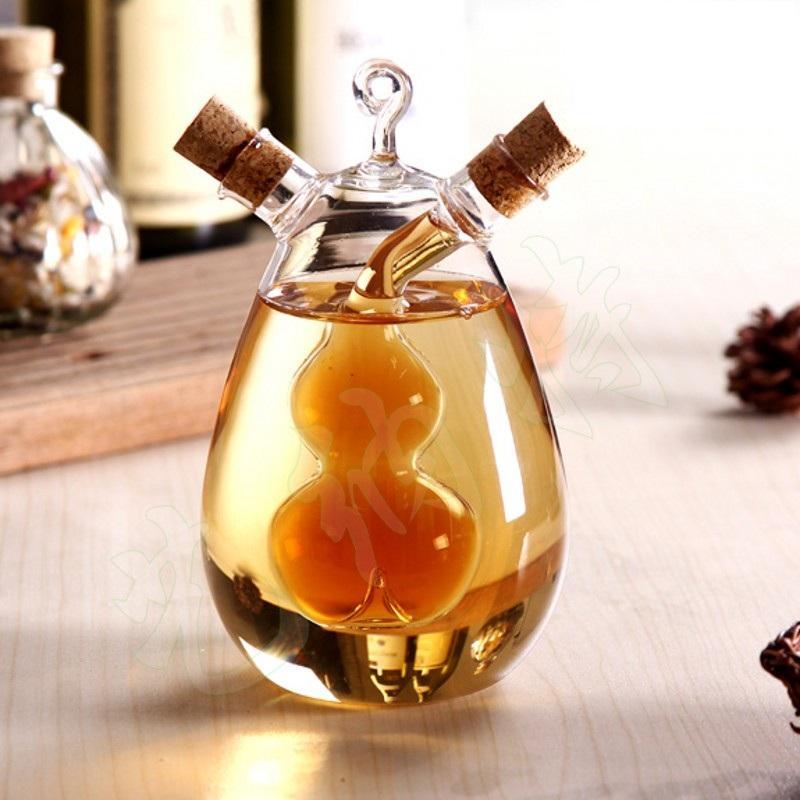 Hight quality glass vinegar/oil bottle  - null