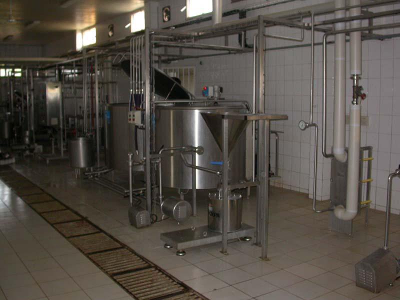 Mini-laiteries - Bio-industrie Viande