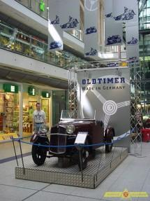 Business Areas - Interactive Adventure Exhibitions - Oldtimer Made in Germany