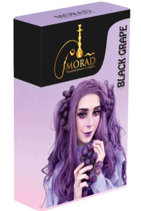 Black Grape / Forr  Morad Hokaah Tobacco - Black Grape / Forr  Morad Hokaah Tobacco