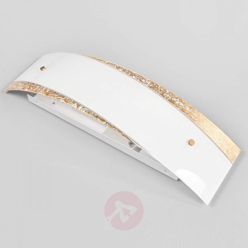 Beatrice - wall lamp with gold-coloured decor - indoor-lighting