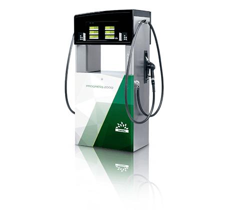 Bombas de combustível - Linha Retalho - P2000