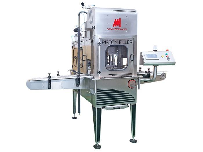 Dosificador de salsas - Salsas y líquidos de alta densidad
