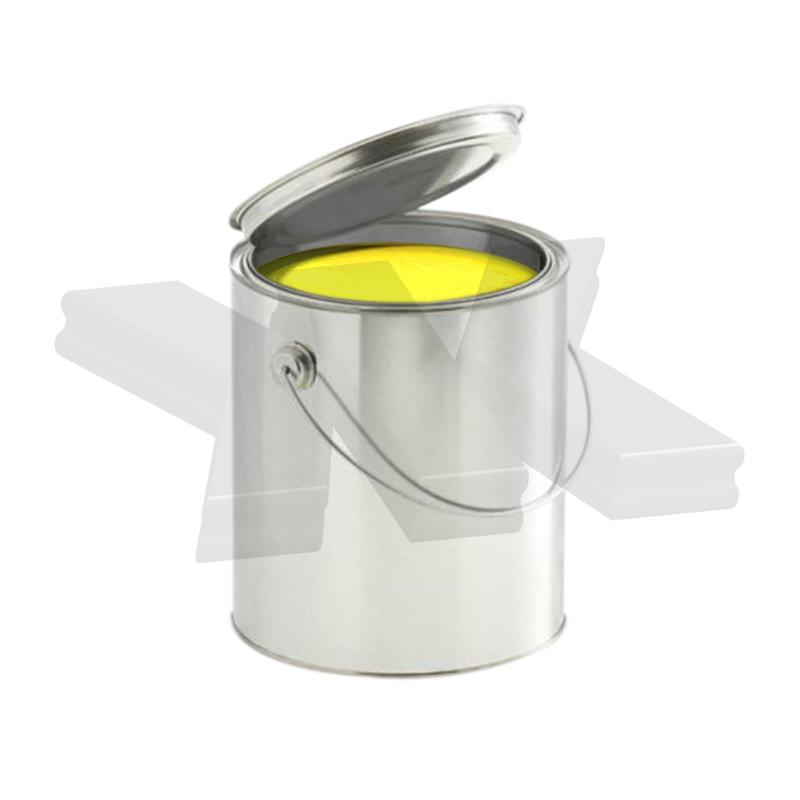 Lacquer - 2,5 kg, incl. hardener, RAL - Laquers
